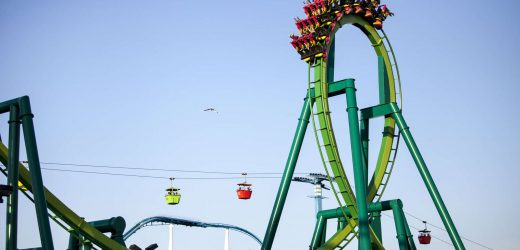 Every Roller Coaster at Cedar Point, Ranked