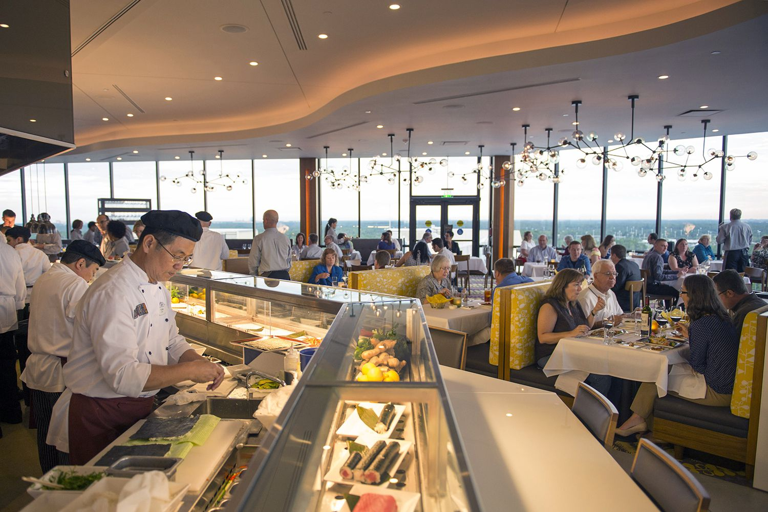 The Best Restaurants at Disney World