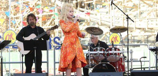 Dolly Parton on Dollywood