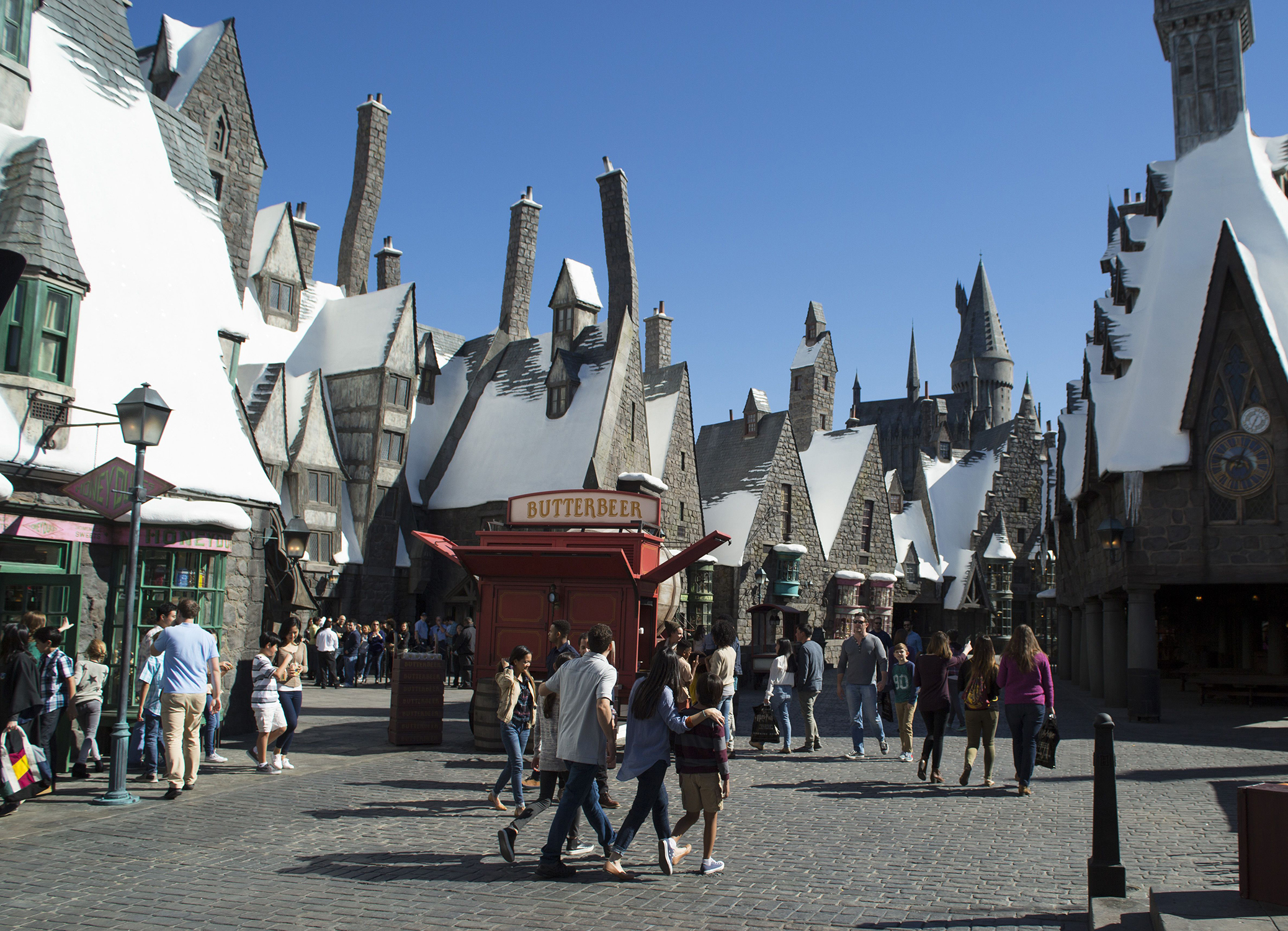 The 10 Best Rides at Universal Studios Hollywood