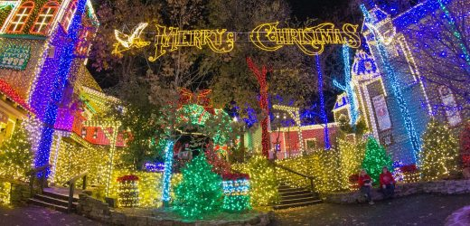 Christmas in Branson: Theme parks, nostalgic shows light up with holiday cheer
