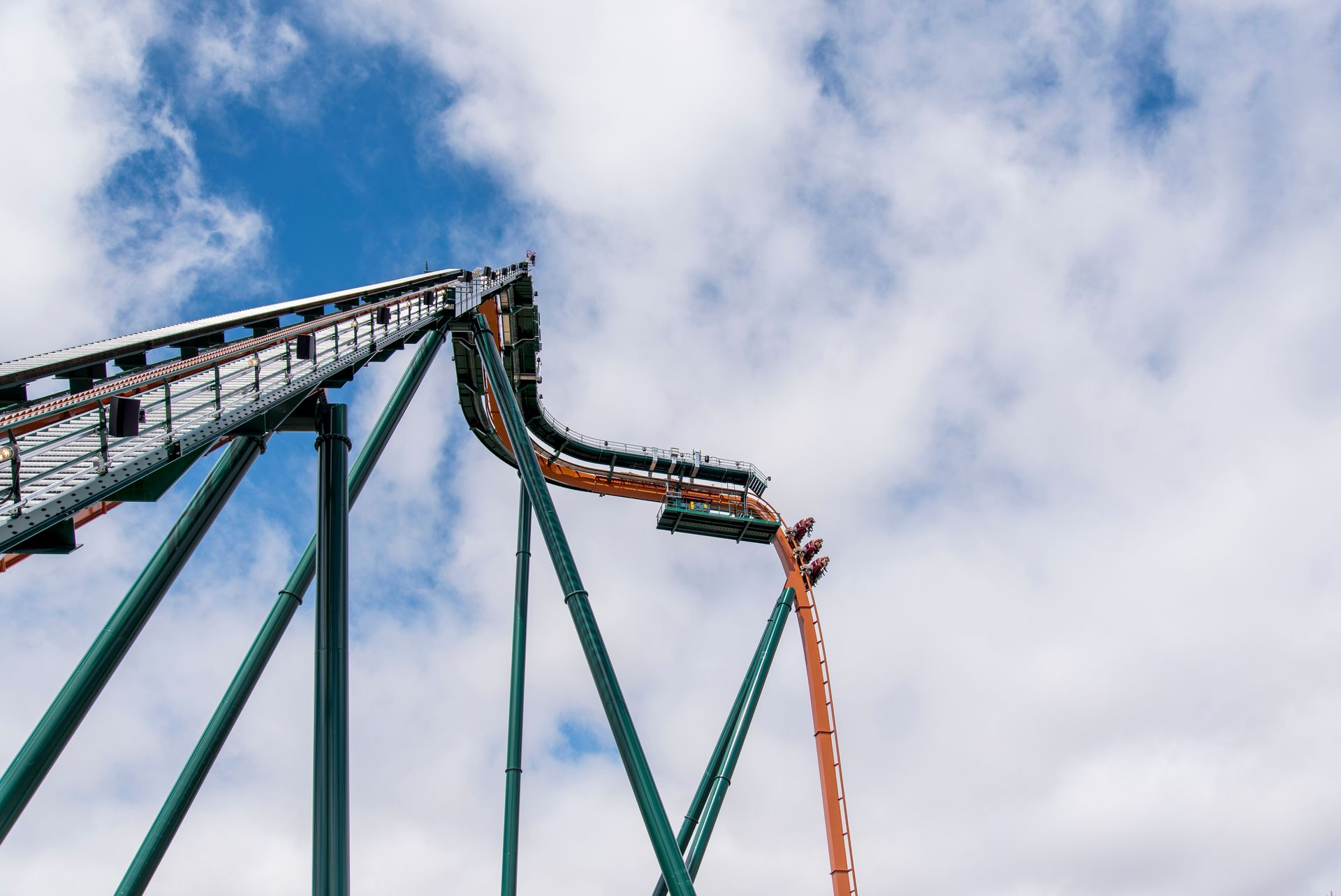 Canada's Wonderland drops its latest coaster