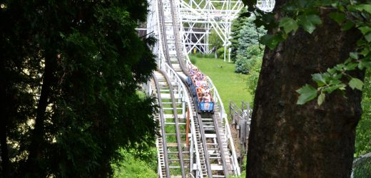 10 U.S. Roller Coasters You Have to Ride
