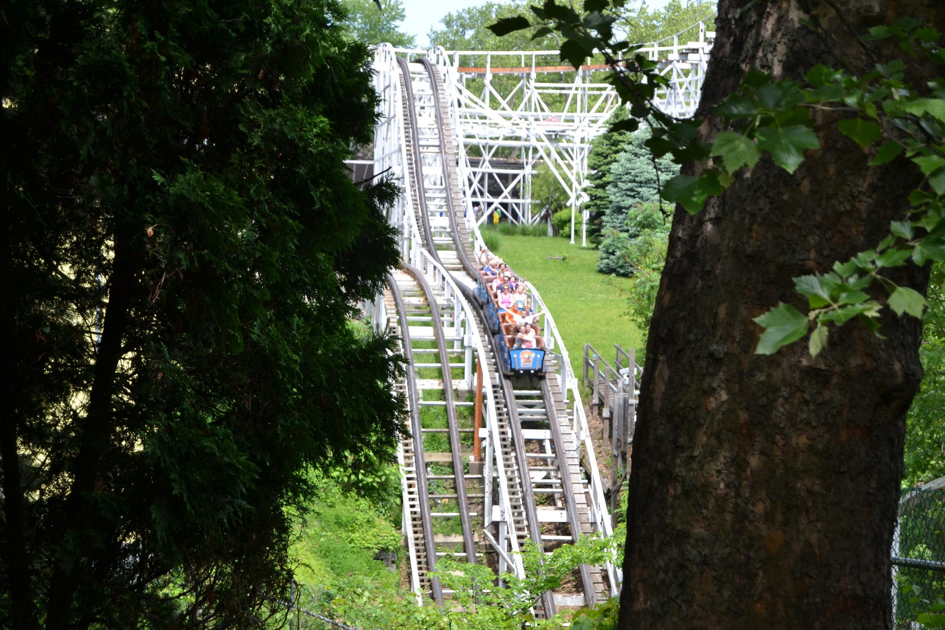 Take a ride back in time at Kennywood