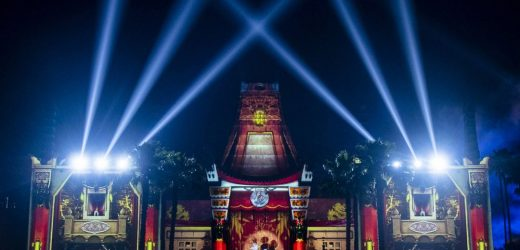 Nighttime is the right time at Disney's Hollywood Studios