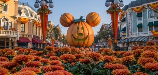 Horrific or not-so-scary? Universal and Disney do Halloween