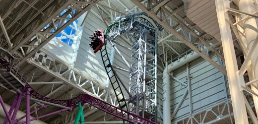 Nickelodeon Universe brings the thrills indoors at NJ's American Dream