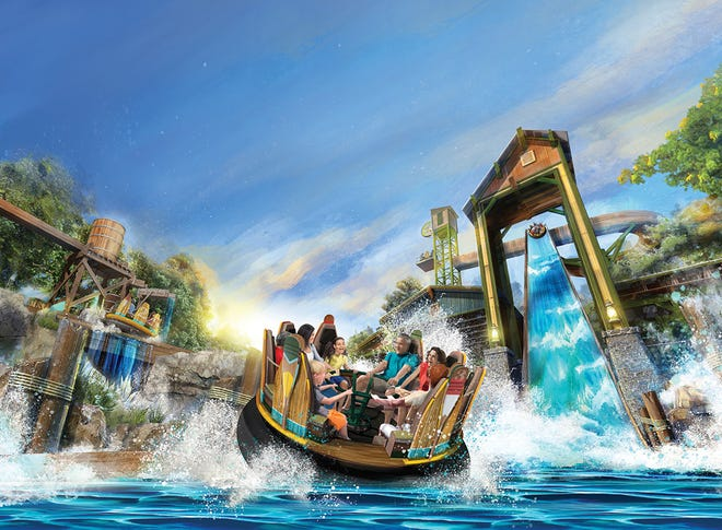 What's the attraction? Lots to love at theme parks in 2020