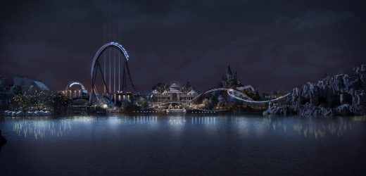 Universal Orlando to release rapturous coaster
