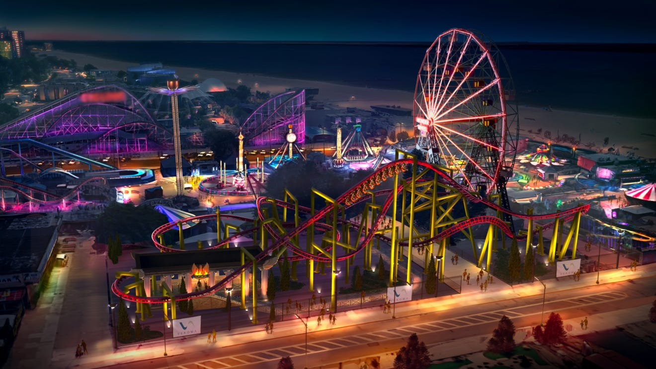 New roller coasters will be roaring in 2021