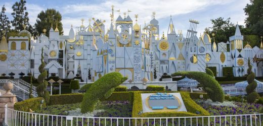 "Everything you always wanted to know about ""it's a small world"""