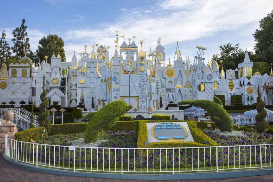 """Everything you always wanted to know about """"it's a small world"""""""