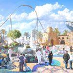 Record-shattering coaster to roll in Saudi Arabia