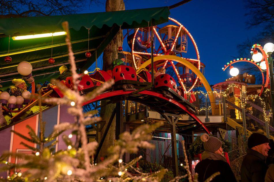 The world's oldest amusement park