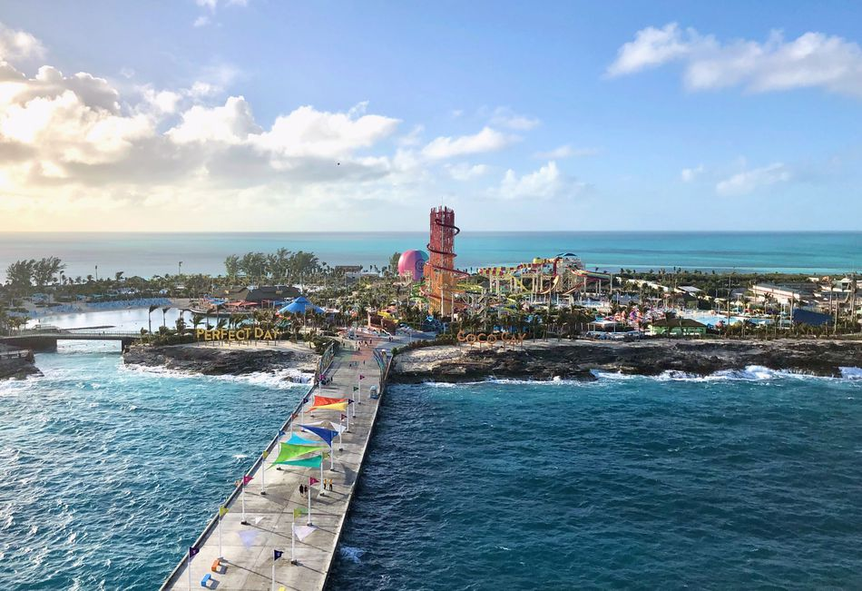 "Royal Caribbean's ""Perfect"" Island Oasis"