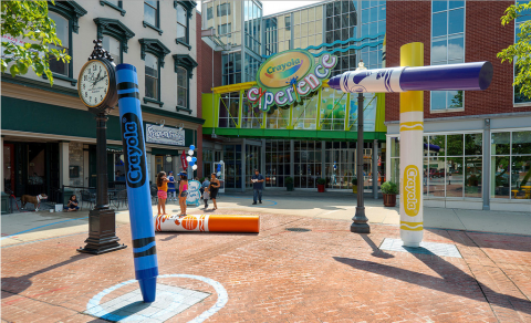 When your attractions needs some refreshing, hire a creative vendor