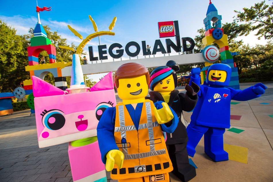 How to hit the bricks at Legoland California