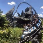 Could You Handle Jurassic World VelociCoaster?