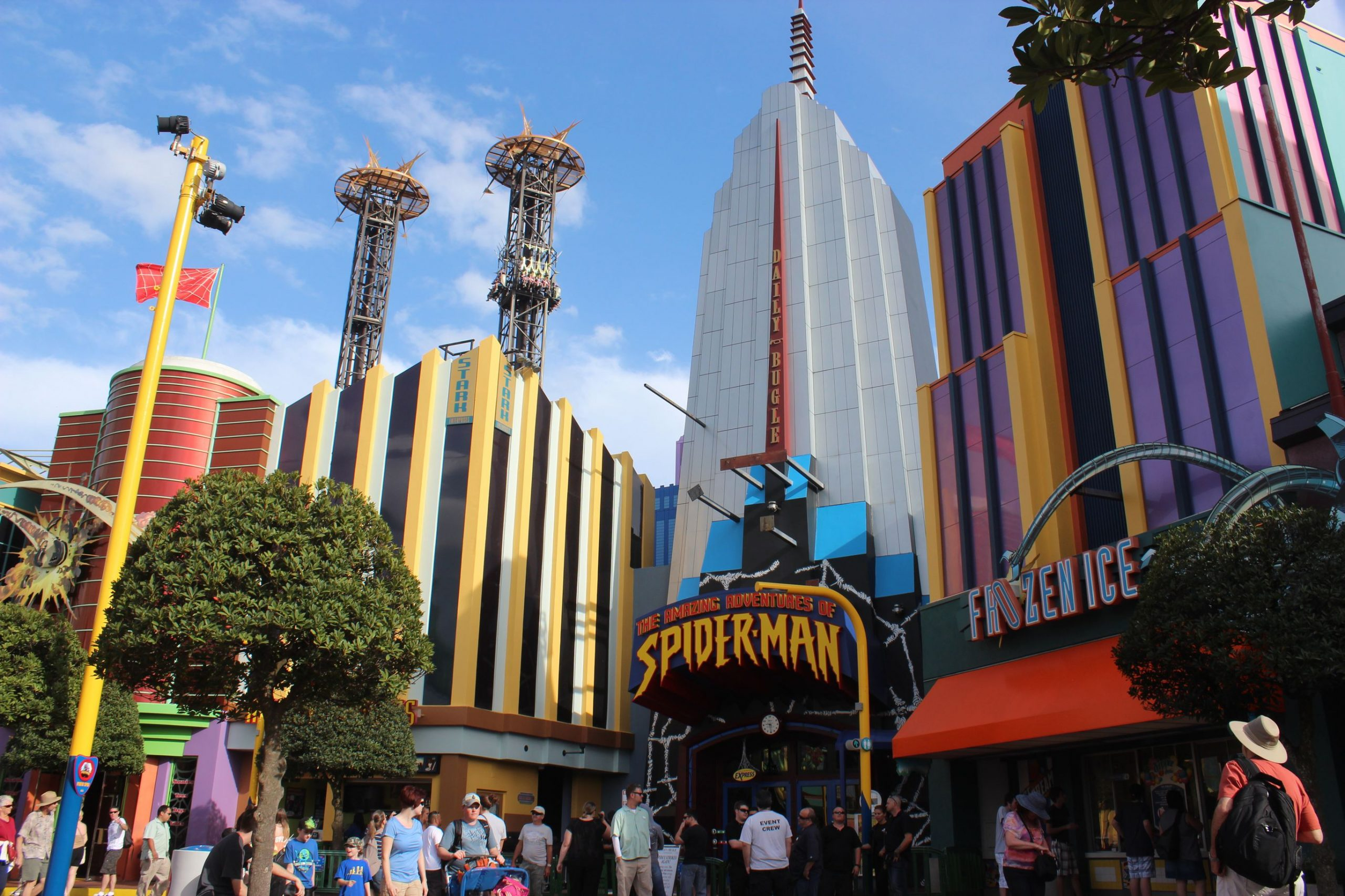 Islands of Adventure: The Complete Guide