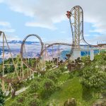 Colorado park defies odds with mountaintop roller coaster